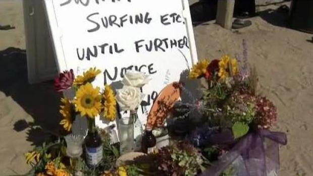 [NECN] Shark Attack Victim's Name Released