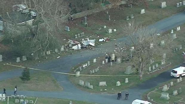 [NECN] Small Plane Crashes in New Bedford