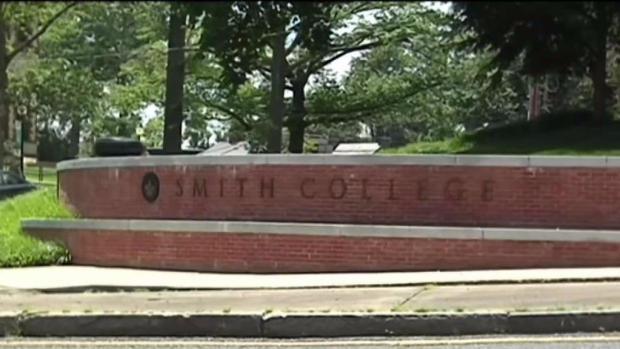 [NECN] Smith College Employee Calls Police on Black Student