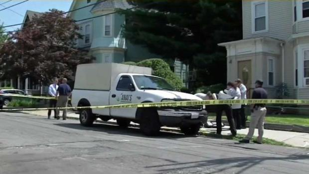 [NECN] Sources: Pickup Involved in Deadly Hit-and-Run Found