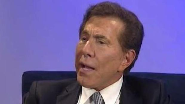 [NECN] Steve Wynn Steps Down as CEO of Wynn Resorts