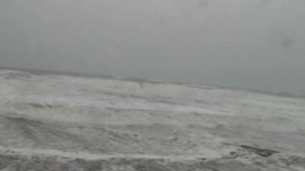 [NECN] Strong Winds on Mass. Coast Mean Big Waves