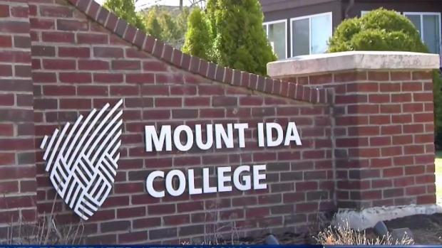 [NECN] Students Outraged at News of Mount Ida Closing