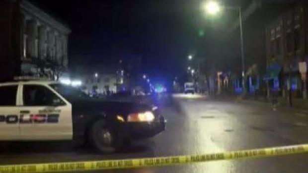 [NECN] Suspect in Custody After Alleged Vt. Shooting