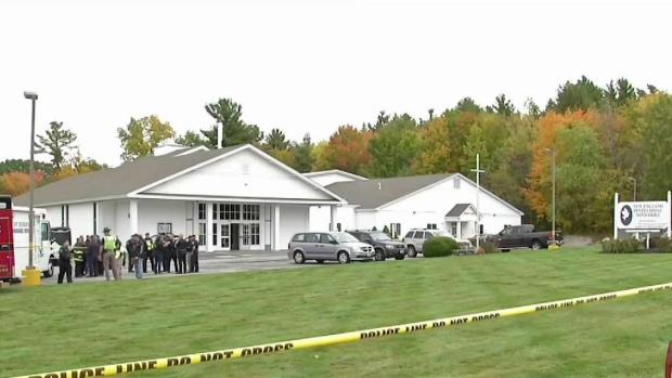 [NECN] Suspect in Pelham Church Shooting Waives Arraignment