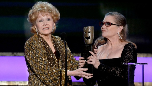 [NATL] Actress Debbie Reynolds Dies at 84