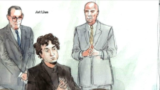 [NECN] Feds Rest in the Tsarnaev Trial Penalty Phase
