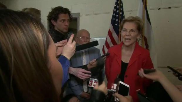 [NECN] Talk Politics: Field of Democrats for President Widens