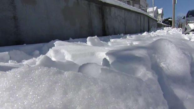 [NECN] Talk to Ten: Snow Shoveling Dispute Resolved