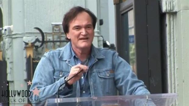 Tarantino WalkofFame Social