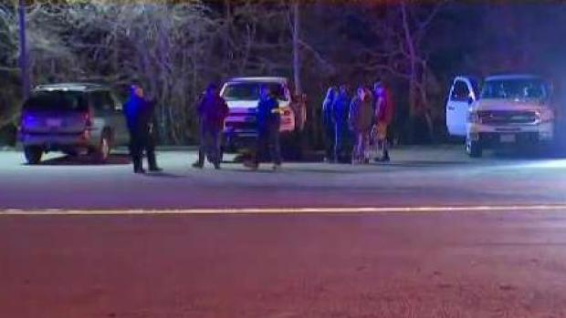 [NECN] Teen Fighting for His Life After Falling Off Truck