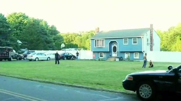 [NECN] Teen Shot to Death in Dighton Home
