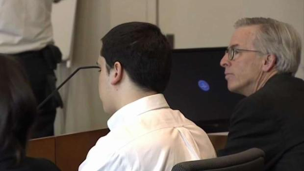 [NECN] Testimony in Teen Murder Trial Continues Monday