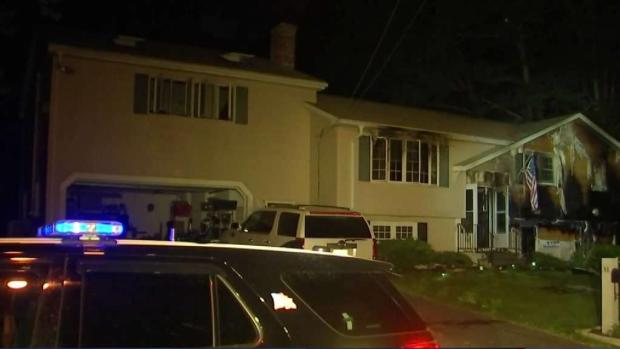 [NECN] 3-Alarm Fire Destroys Home