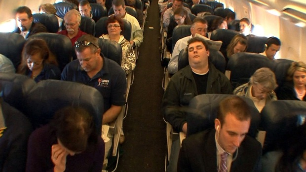 [NATL] Thanksgiving Travel Will Be More Crowded This Year