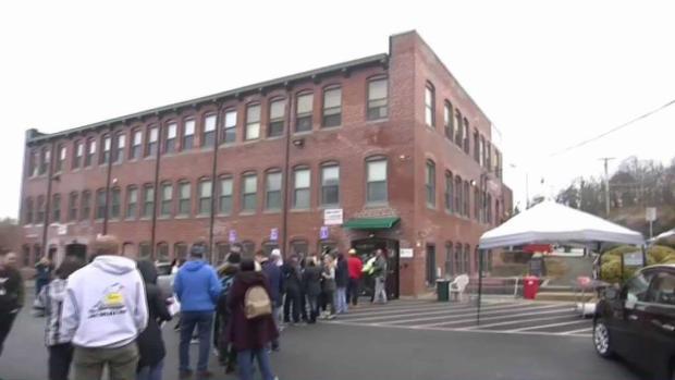 [NECN] Third Marijuana Retailer Opens in Massachusetts