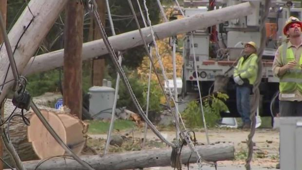 [BOS] Thousands Remain Without Power After Major Storm