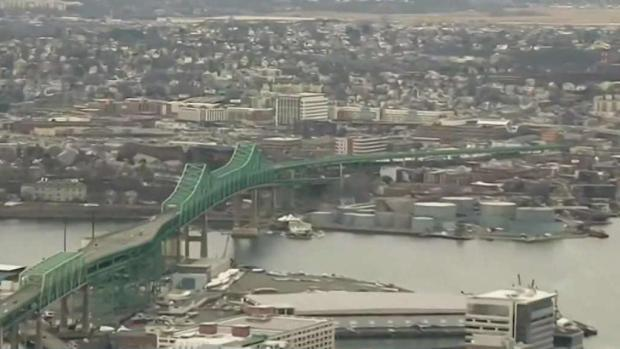 [NECN] Tobin Bridge Construction to Impact Commute