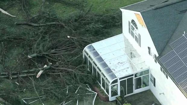 Tornadoes Confirmed in Mass. and RI