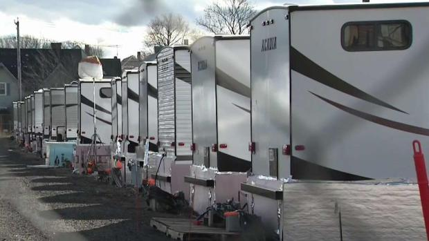 [NECN] Trailers to Be Removed From Merrimack Valley