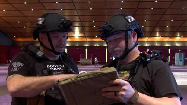 [NECN] How Training for Bomb Techs Has Changed 5 Years After Marathon Bombings
