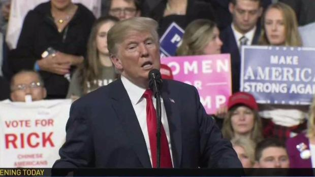 [NECN] President Trump to Visit New Hampshire