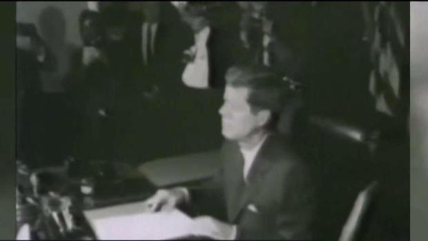 [NECN] President Trump Plans to Release Classified Files on JFK Assassination