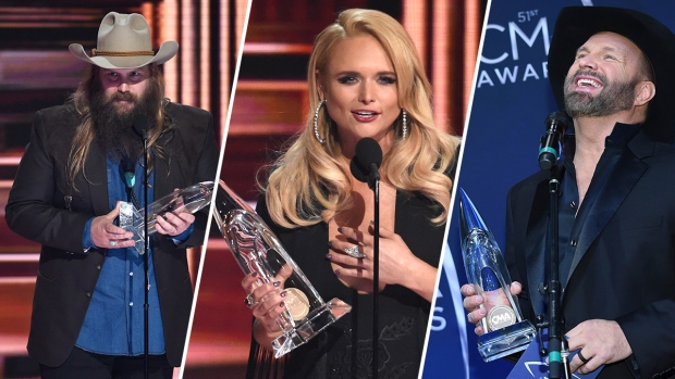 [NATL] Country Stars Rock the 2017 CMA Awards