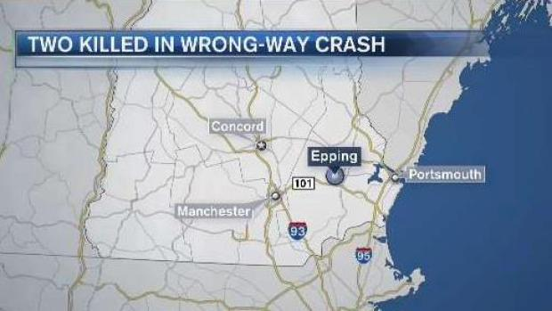 [NECN] Two Killed in Epping, NH Wrong Way Crash