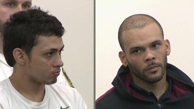 [NECN] Two More Men Face Judge in Connection With Worcester Murder