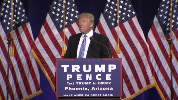 Mexico calls Trump wall plan