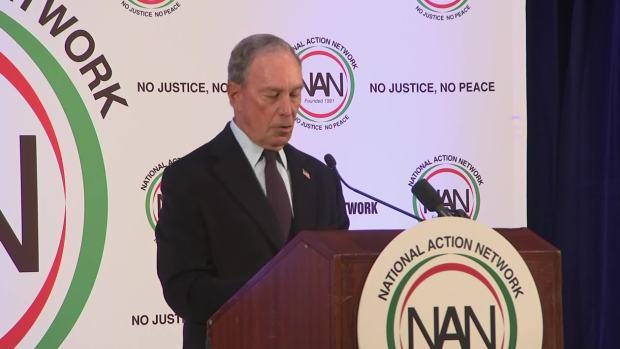 [NATL] Biden, Bloomberg Speak at MLK Event