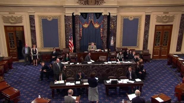 [NATL] Congress Passes Funding Bill to Avoid Shutdown