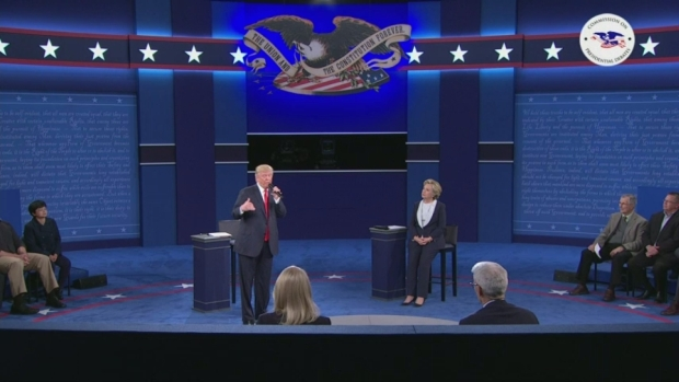 Moderators partial to Hillary in second presidential debate