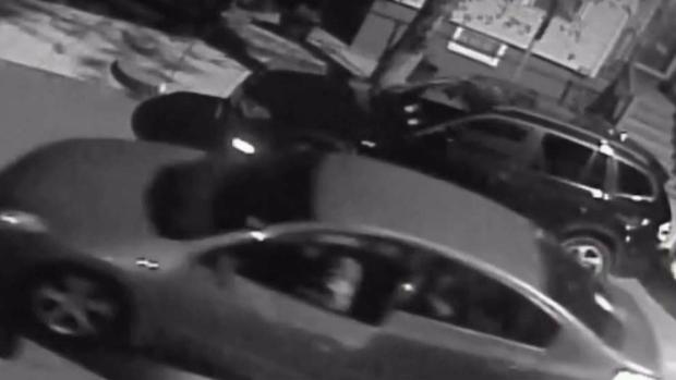 [NECN] Video Released of Car Wanted in Search for Stabbing Suspect