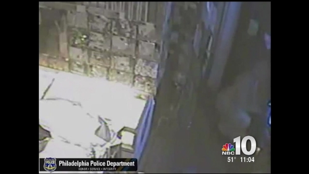 Caught on Cam: Burglar Climbs Through Vent, Stays in Pa. Market an Hour