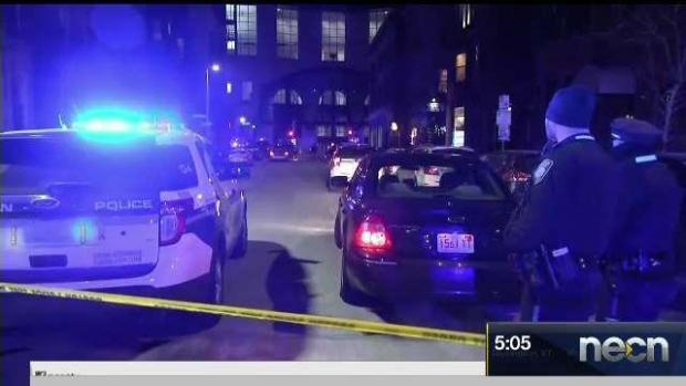 [NECN] 2 Brothers Shot, 1 Killed in Back Bay