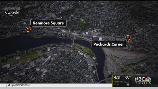 [NECN] Commonwealth Avenue Bridge Replacement to Begin