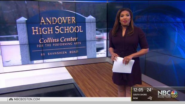 [NECN] Swastikas Found in Andover High School Classroom