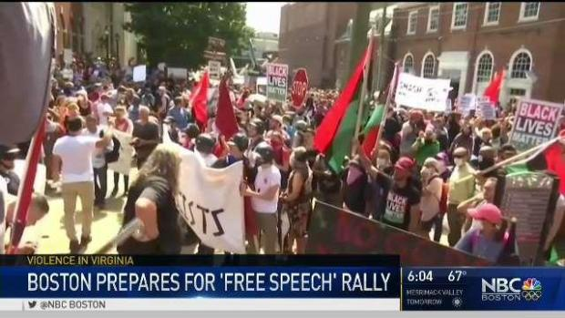 [NECN] Speakers Pull Out of Planned Boston 'Free Speech' Rally