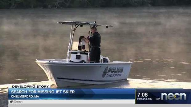 [NECN] 1 Arrested in Jet Ski Crash; Body Recovered From Water