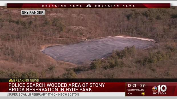 [NECN] Investigation Underway at Stony Brook Reservation in Boston