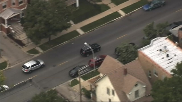 High Speed Chase on Chicago's West Side (Part 1)