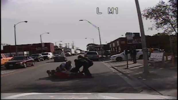 Graphic Video of Suspect Attacking Female Officer Released