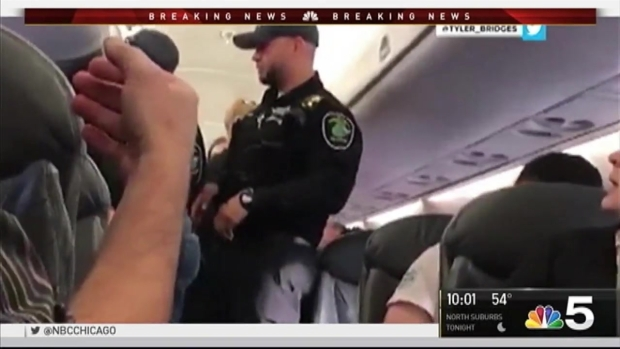 [NATL-CHI] Officers Said They Used 'Minimal' But Necessary Force on United Passenger: Incident Report
