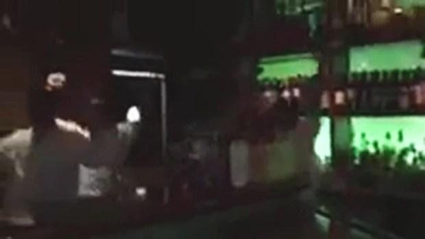 WATCH: Pandemonium Erupts at NJ Restaurants When Workers Think They Hit Powerball Jackpot