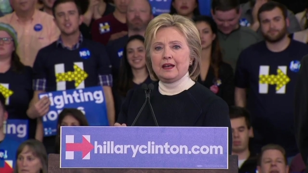 [NATL] Clinton Concedes New Hampshire Primary to Sanders