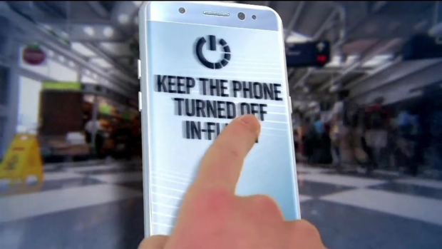 [NATL-NY] CPSC: Stop Using, Charging Samsung's Note 7