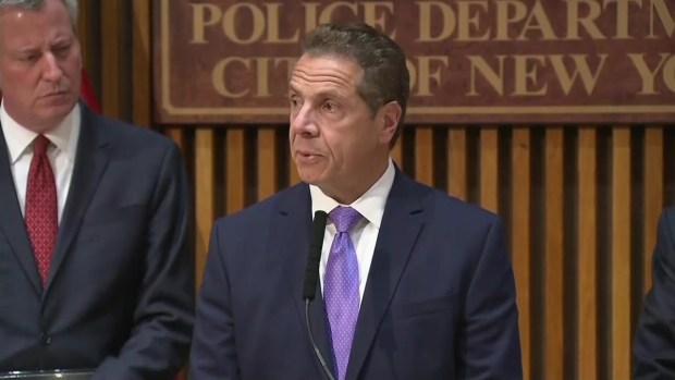[NATL-NY] NY Leaders Praise NYPD Officer as Hero