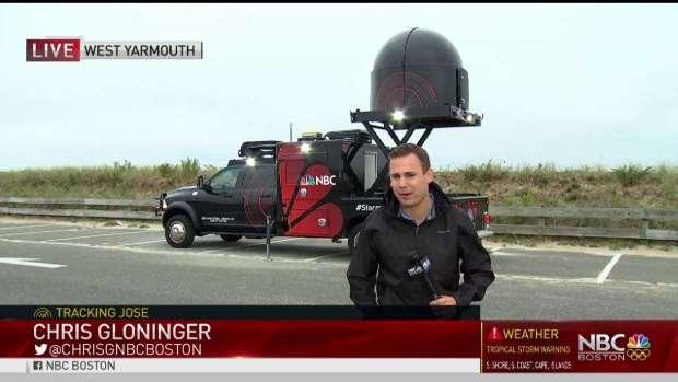 [NECN] Cape Cod Braces for the Storm